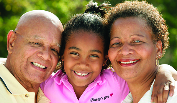 Helping your older parents stay happy and healthy